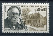 FRANCE, 1966, timbre 1474, ELIE METCHNIKOFF, neuf**
