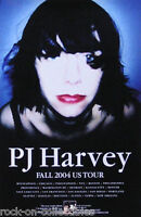 PJ Harvey 2004 Uh Huh Her Original Album U.S. Tour Poster