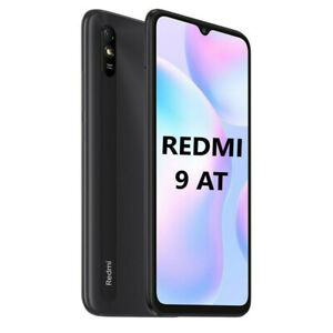 "XIAOMI REDMi 9AT GRANITE GREY 32GB ROM 2GB RAM 4G LTE DUAL SIM DISPLAY 6.53"""