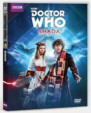 DR WHO 109 SHADA - NEWLY ANIMATED! Lost Episode Doctor Tom Baker - R2 DVD not US