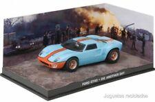 Ford GT40 Muere otro día 1:43 007 James Bond coche diorama metal diecast
