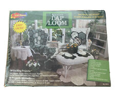 Vintage New Nib Hexagon Lap Weaving Loom Crafthouse Made In Usa