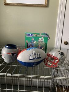 Lot 6 New England Patriots Gifts