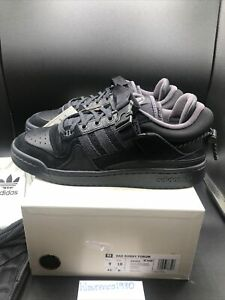 Adidas Forum Bad Bunny Black Back to School size 9