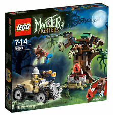 LEGO 9463 Monster Fighters Werwolfversteck