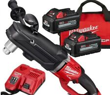 "Milwaukee 2809-22 M18 Fuel 1/2"" Super Hawg Right Angle Drill - 6.0 Kit Freeship"