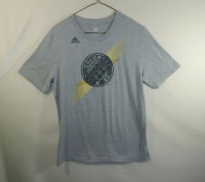 Columbus Crew SC MLS Soccer T Shirt ADIDAS Size YOUTH EXTRA LARGE XL 18