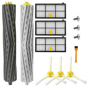 8 Pcs Parts Accessories For 800/900 Series Robotic Vacuum Cleaner