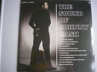 JOHNNY CASH The Sound Of Johnny Cash UK LP vinyl NEW SEALED