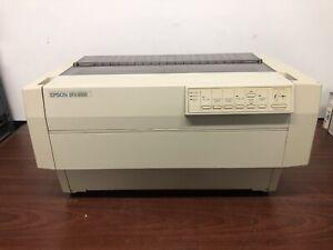 Epson DFX-8000 Dot Matrix Printer