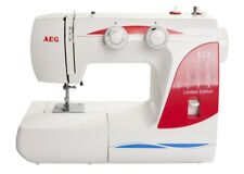 AEG Nähmaschine NM 124 B Ware