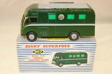 Dinky Toys 967 B.B.C. T.V. Mobile control room in box all original condition