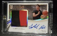 🔥20-21🔥Panini Immaculate Gold Lamelo Ball Rookie Patch Auto RPA /25 RARE