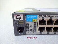 HP-ProCurve-Switch J9148A 2910al-48G-PoE+ Module J9008A  2-Port 10-GbE SFP+