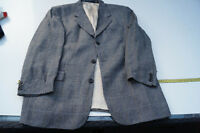 HUGO BOSS Artemis Herren Men Sakko Jacke Blazer Schurwolle Business Gr.54 TOP