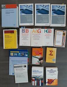 Technischer Betriebswirt Fachbücher Wirtschaft BWL