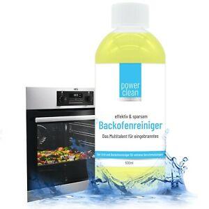 (25,90€/L) Backofenreiniger Reinigungsmittel Reiniger Grillreiniger 1x 500ml