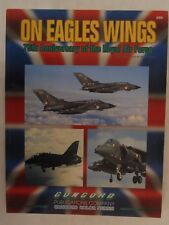 On Eagles Wings - 75th Anniversary of the Royal Air Force - Color Photos