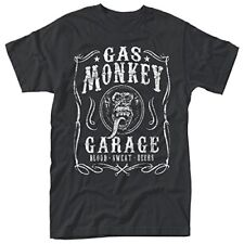 Gas Monkey Garage - Flourish T-Shirt Unisex Tg. M PHM