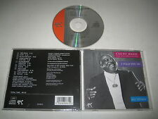 COUNT BASIE/I TOLD YOU SO(PABLO/PACD-2310-767-2)CD ALBUM