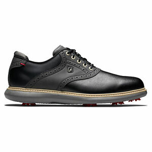 FootJoy Traditions Spiked Mens Golf Shoes