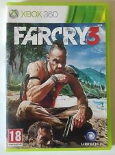 Far Cry 3 - Xbox 360 - PAL - Complet