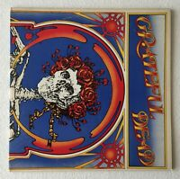 "GRATEFUL DEAD ~ SELF TITLED (""SKULL & ROSES"") ~ 1971 US 12-TRACK VINYL 2LP SET"