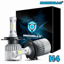 CREE H4 9003 1020W 153000LM LED Headlamp Conversion Kit Hi/Lo Beam Bulb Dual HID