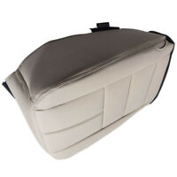 Driver Bottom Leather Seat Cover For Ford F250 F350 F450 F550 Lariat 2008-2010