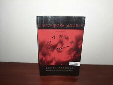 Clockwork Angels Kevin J. Anderson ARC/Proof Signed