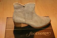 Footnotes Damen Ankleboots Leder Neu Gr.37,5
