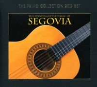 Segovia - The Spanish Guitar Magic Of Andres Segovia [CD]