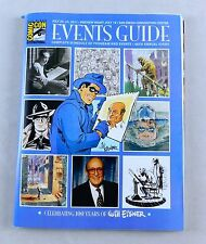 Comic Con International 2017 Event Guide Super Hero Will Eisner Walking Dead