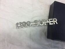 ALFA ROMEO  1300 SUPER    Emblem .....(Ref.119)