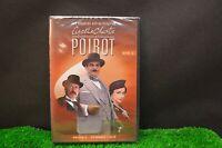 DVD POIROT SAISON 2 EPISODES 1 ET 2 NEUF SOUS BLISTER Agatha Christine Livre