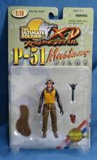 21st Century Toys The Ultimate Soldier WWII P-51 Mustang Fighter Pilot