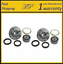 Front Wheel Hub & Bearing Kit For Toyota Corolla 1988-2002 (FWD, Non-ABS) PAIR