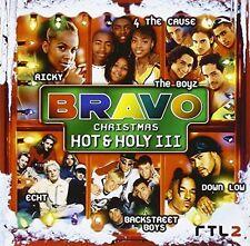 Bravo Christmas Hot & Holy 3 (1998) Oli P., Echt, Loona, Modern Talking.. [2 CD]