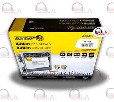 Metra 95-7605 Double DIN Installation Kit for 2005-2007 Infiniti G35 Vehicles