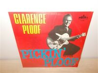 Clarence Ploof . Pickin' with Ploof . Wabash Cannon Ball . Point . LP