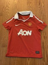 manchester united jersey Boys Size XS