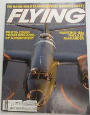 Flying Magazine Martin B-26 November 1985 AL 053015R