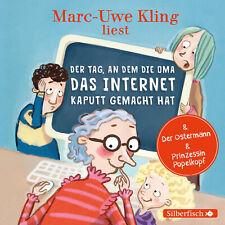 Marc-Uwe Kling - Der Tag, an dem die Oma das Internet kaputt gemacht hat, Der Os