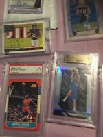 Mystery Packs (4 hits per pack )10+ Cards a pack All Sports. Luka Zion Ja Jordan