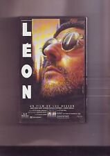 K7 video - cassette leon  / film de luc  besson