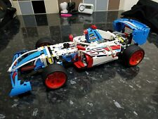 LEGO TECHNIC 42077 BRAND NEW CUSTOM BUILT GRAND PRIX FORMULA ONE CAR