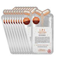 10Pcs MediHeal Clinic I.P.I LightMax Ampoule Mask Pack Sheets Made in Korea