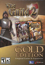 The GUILD 2 GOLD Original + Pirates High Seas Exp. NEW! - US Version