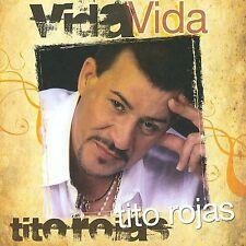 Tito Rojas : Vida CD