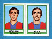CALCIATORI PANINI 1973-74 - Figurina-Sticker n. 446-PICCINETTI#BIOND-CATANIA-New